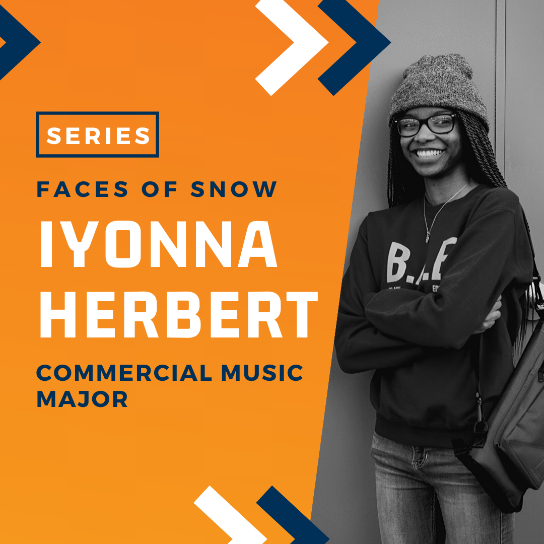 Iyonna Herbert | Faces of Snow