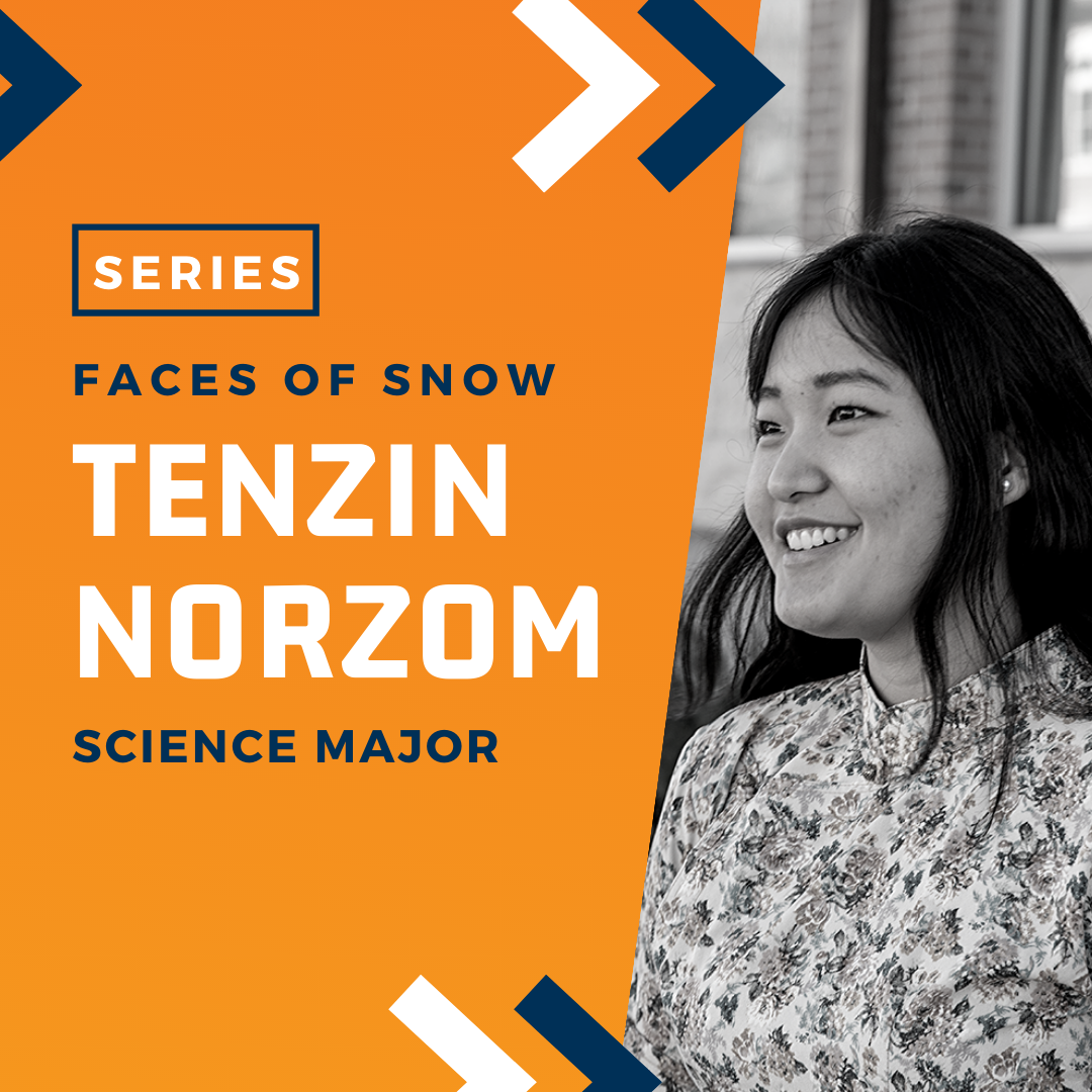 Tenzin Norzom | Faces of Snow