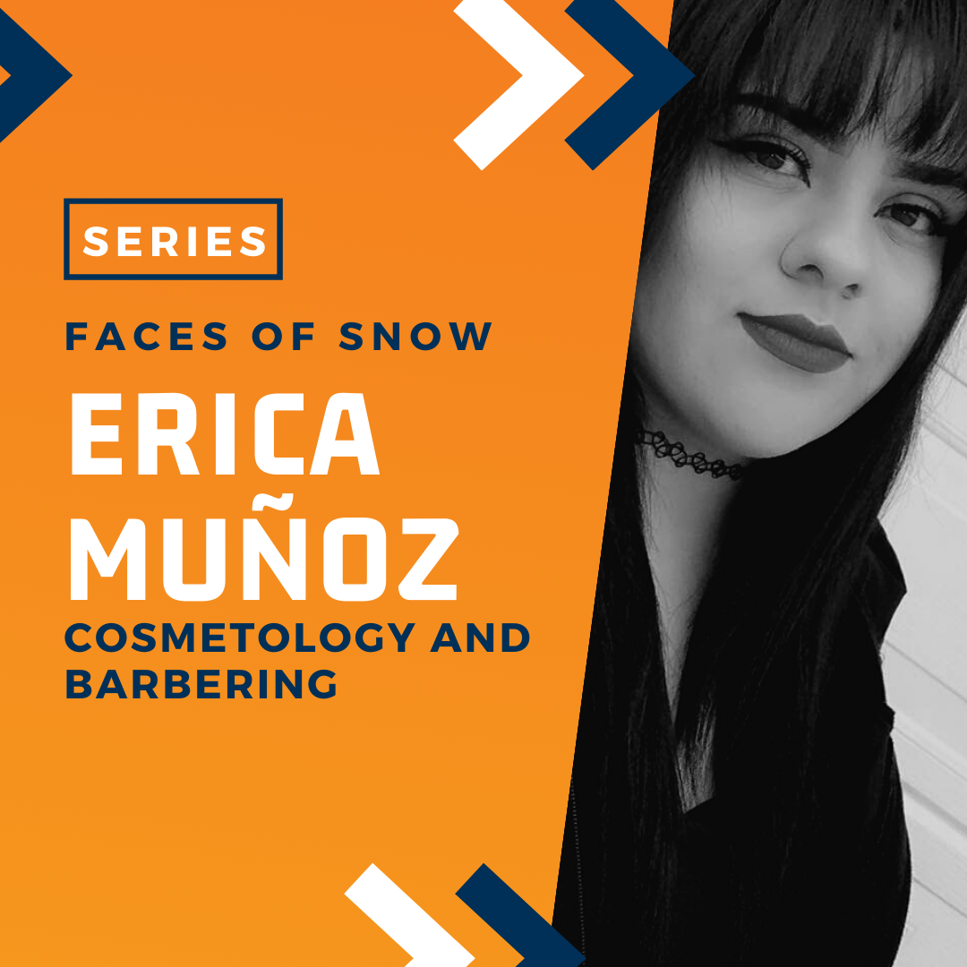 Erica Muñoz | Faces of Snow