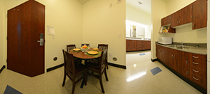 Suites Kitchen panoramic
