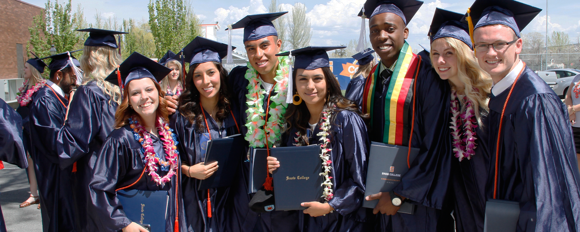 Snow College Graduates Record Number of Students