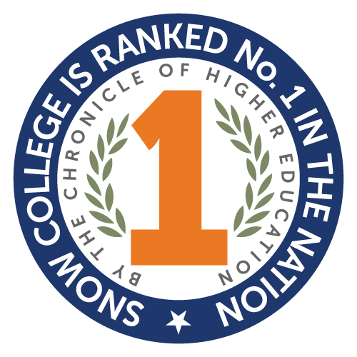 Snow College Ranked #1 in the Nation
