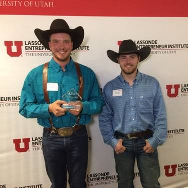 Snow College team wins $10,000 at UEC