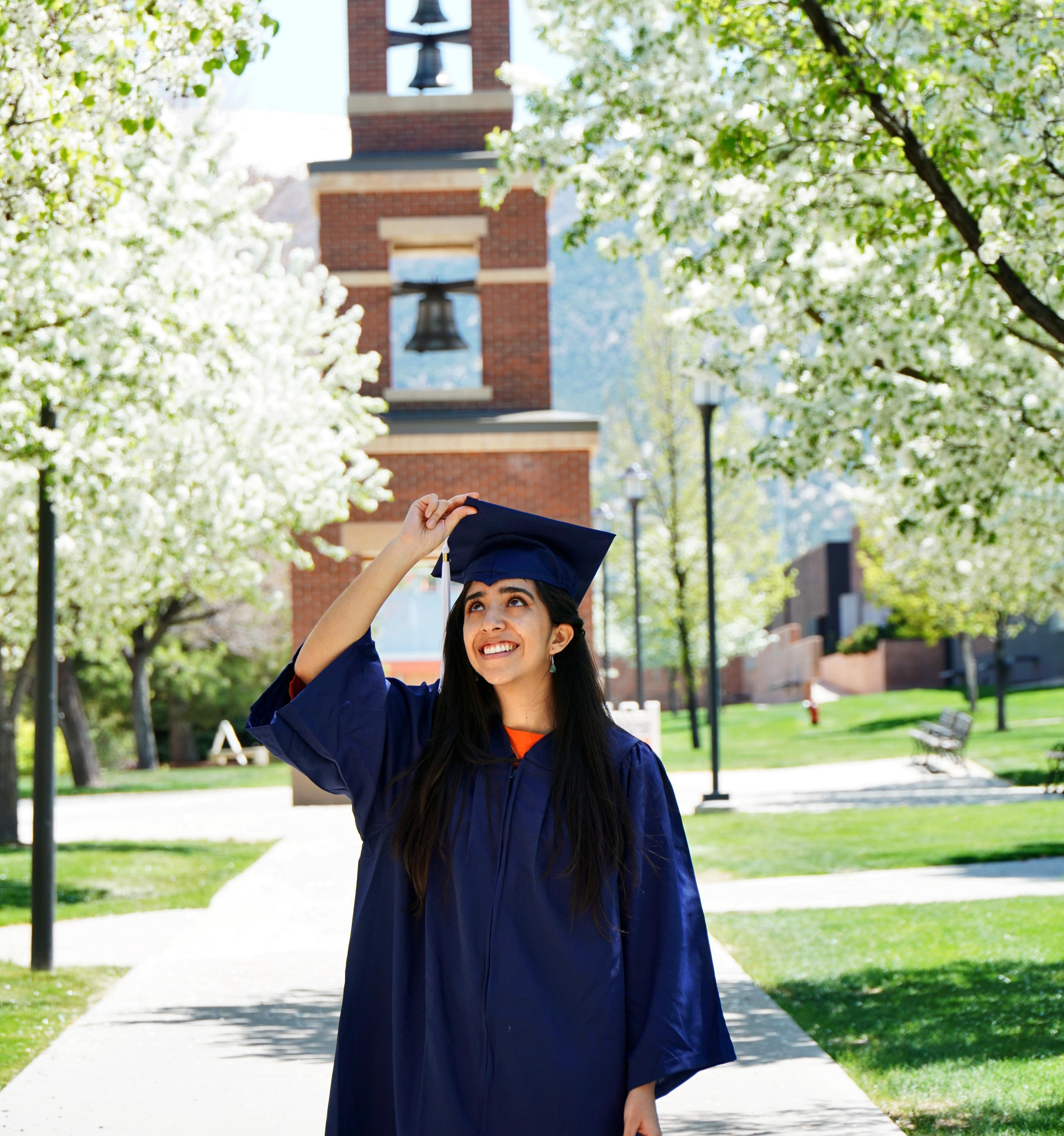 Salazar, a Snow College leader, got her start with the Career Center