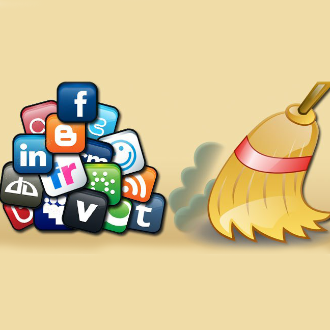 Cleaning Up Social Media