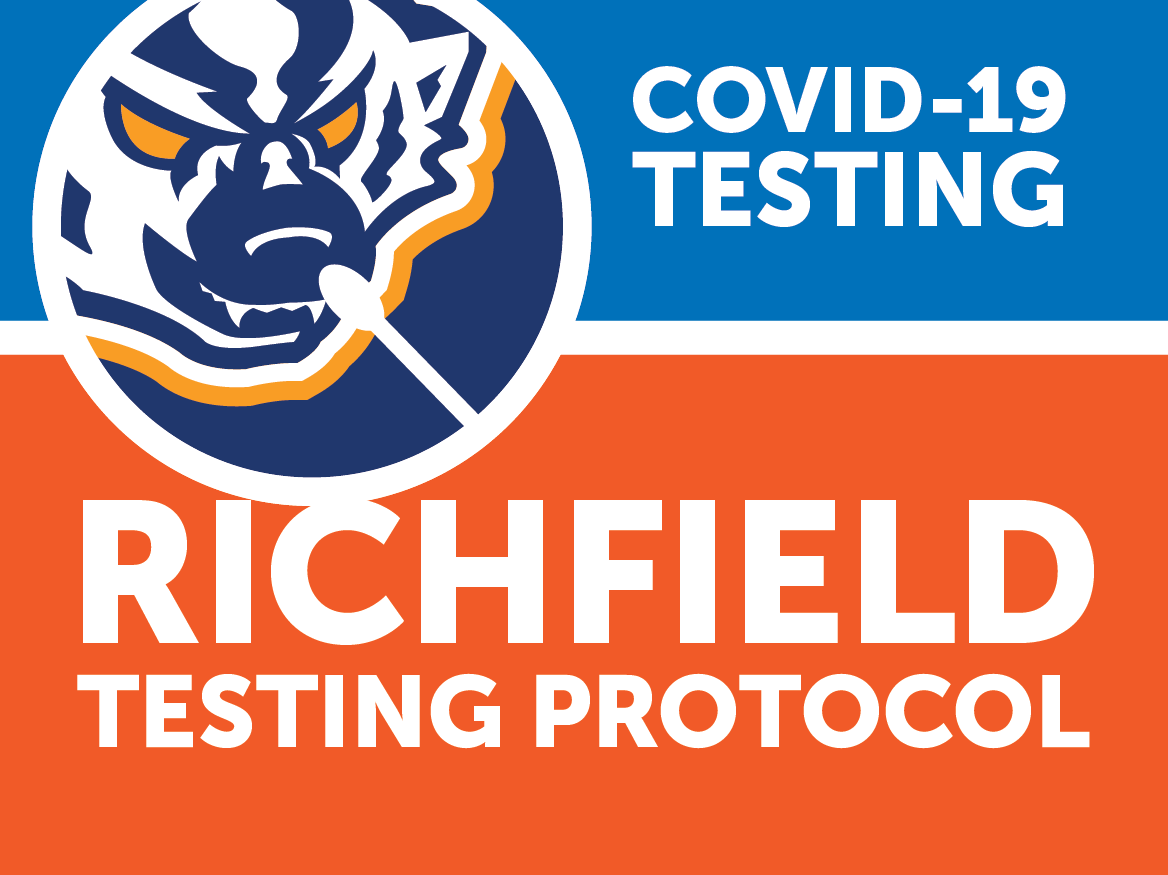 Richfield Campus Testing Protocol
